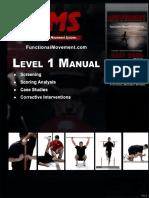 Manual FMS Nível 1