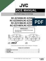JVC RC-EZ31,35