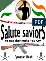 Salute Saviors by Spandan Dash