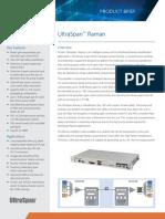 Finisar Amplifier Ultraspan 1ru Raman Product Brief