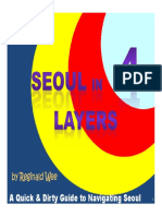 Seoul in 4 Layers