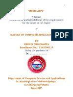 Project Certificate PDF