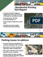 RPZ Pilot Report