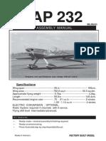 SEA2560 Manual