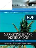 Acolla Lewis-Cameron, Sherma Roberts Marketing Island Destinations Concepts and Cases Elsevier Insights