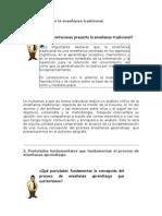 FUNDAMENTOS TEÓRICOS DEL PEA