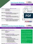 3DaysWorkshop_ProcessFlow_HeatTransferModeling