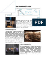 NHM Mineral Hall Gallery Guide[1]
