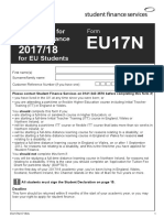 Formular EU17N PDF