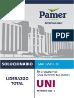 1. Examen Matematicas Completo Pamer