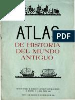 Ministerio de Educacion - Atlas Del Mundo Antiguo