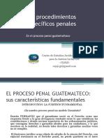 procedimientos penales
