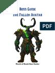 Boss Guide the Fallen Avatar Patreon Member