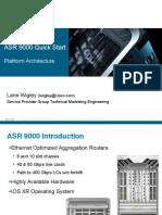 1 Asr9kplatformarchitecture 140715031706 Phpapp02