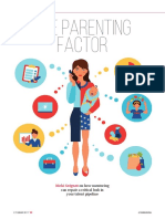 The Parenting Factor - how mentoring makes a difference to your talent pipeline