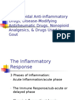 NSAIDs, DMARDs & Antigout1(2)