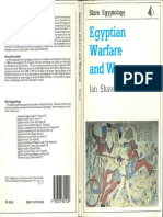 Ancient Egyptian Warfare and Weapons