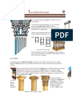 La Arquitectura Griega