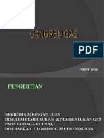 GAS GANGRENE mdw.ppt