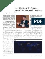 LaRouche's Economic Platform Concept