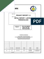 20160504 - Inception Report_Studi Transprtasi Dan Logistik Kilang