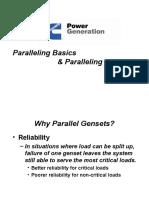 2005 Paralleling Basics
