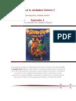 Conoce La Verdadera Historia de Scooby Doo