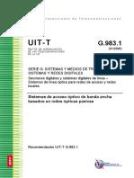T-REC-G.983.1-200501-I!!PDF-S