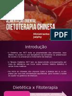 Dietetica Chinesa - Aula