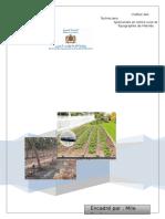 Projet d'Irrigation