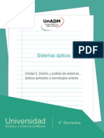 Unidad3.Disenoyanalisisdesistemasopticosaplicadosatecnologiassolares