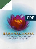 02. Brahmacharya - Celibacy