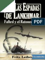 5-Las Espadas de Lankhmar - Fritz Leiber