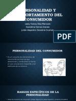 Personalidad y Comportamiento Del Consumidor, Percepción(GERAL) 2
