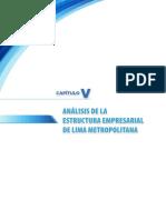 Estructura Empresarial de Lima Metropolitana