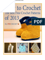 How to Crochet the Best Free Crochet Patterns of 2013 Free eBook.pdf