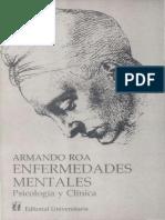 Enfermedades Mentales - Psicología y Clínica