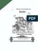 CATEQUESIS PARA NIÑOS. DIÓCESIS DE HUACHO