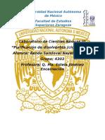 Purificación de disolventes (cloroformo)