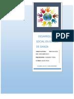 Desarrollo Social en El Aula de Danza (Corregido)
