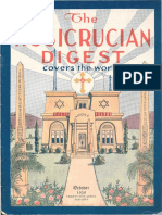 The Rosicrucian Digest October 1929