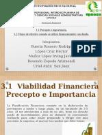 3.1 deuda