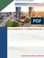 Analisis de La Situación Financiera