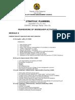 Cebu City Rivers Management Council Strategic Planning