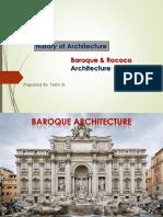 Neoclassic Architecture