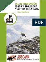 Manual de Prevencion de Riesgos en La Caza