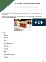 Negresă cu zahăr caramelizat și cremă de nuci cu lapte condensat.pdf