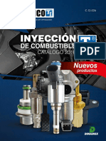 FALLAS SENSORES Catalogo Tomco Fuel Injection 2016