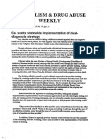 GA Seeks Statewide Implementation of Dd Strategy 2003 a & D Weekly