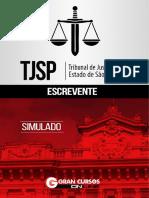 Simulado Tjsp Escrevente 2017